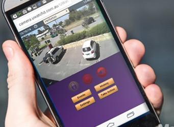 Spectur mobile app