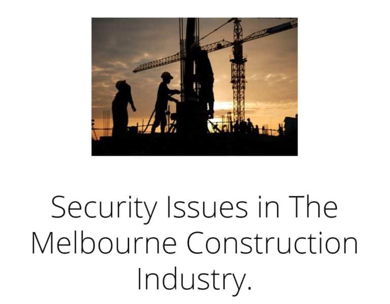 Spectur Sets Sights on Melbourne