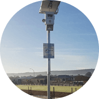 Short term hire or long term lease security systems