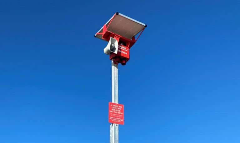 Beach warning systems now supporting beach management